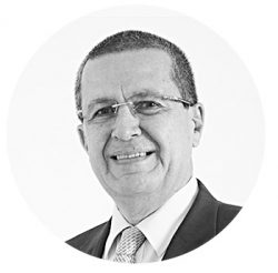 Juan Felipe Palau Candidato a la gobernación de Antioquia