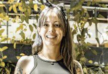 Lina Arango narra cuentos a niños del Chocó