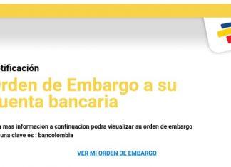 fraude Bancolombia