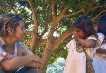 """""""Tocar corazones"""" es uno de los propósitos de Natalia Orozco en Fuerza Latina. """"Queremos un debate abierto, sereno, con argumentos"""". Foto: Fernando Sierra."""