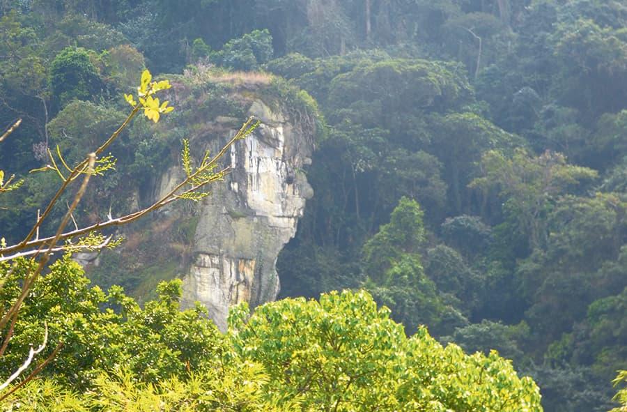 Ecoparque turístico y ambiental Los Farallones de La Pintada,