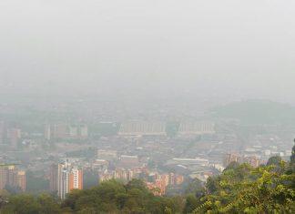 El monstruo es la contaminación del aire