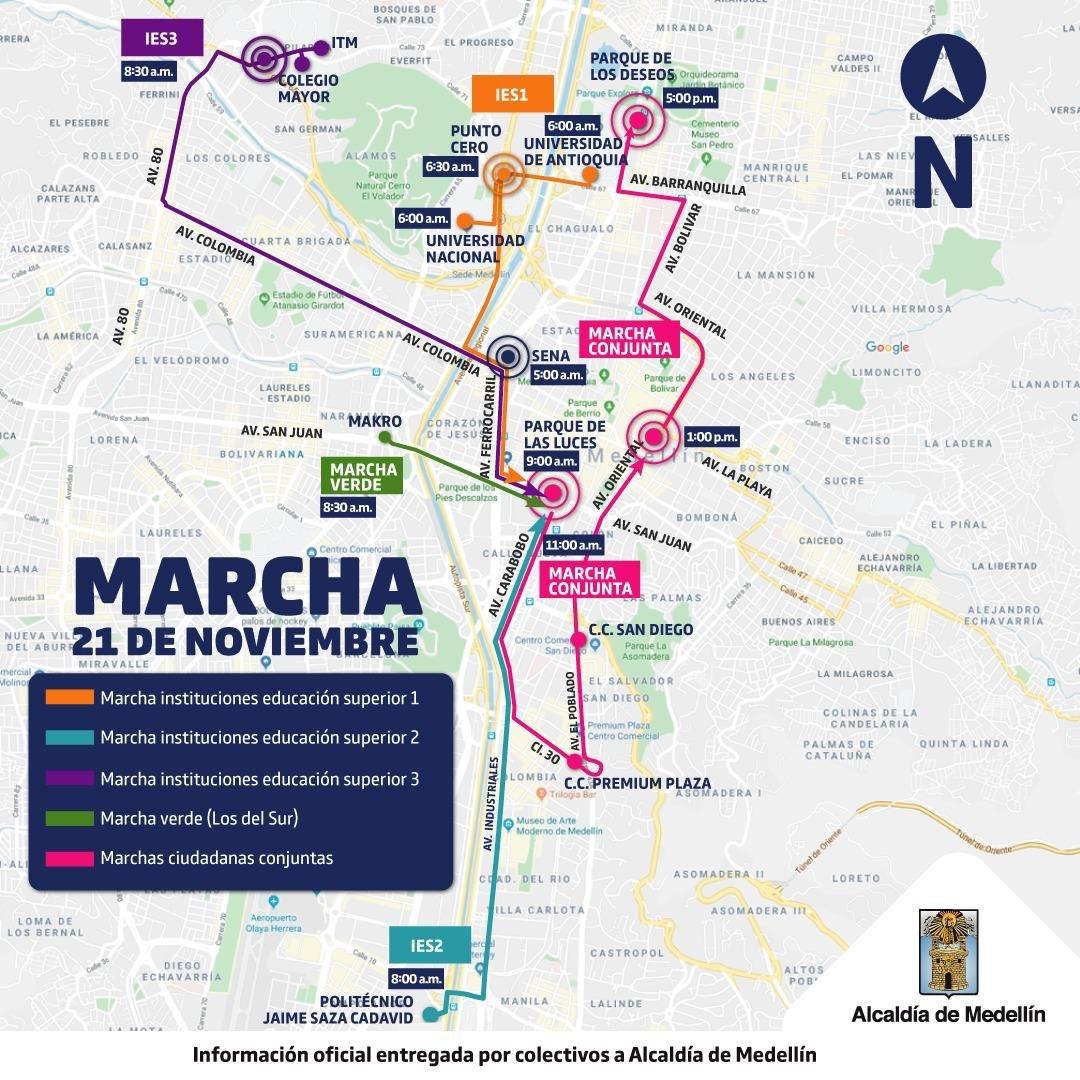 Marcha del 21 de noviembre