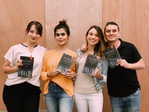 Autores libro Dinámicas de consumo del cine colombiano