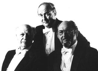 Beaux Arts Trio:Clásicos, imperecederos, eternos.