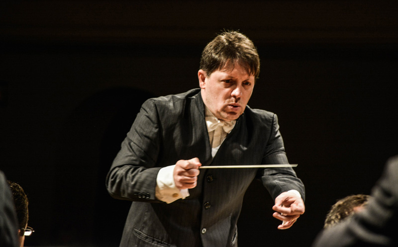 Maestro Evandro Matté