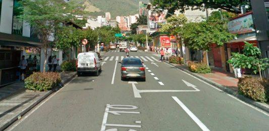 Fachadas Calle 10