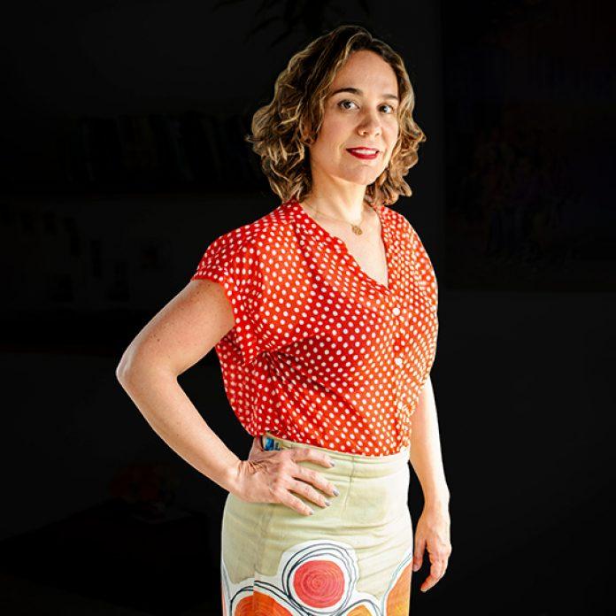Catalina Cock emprendedora social y tejedora global
