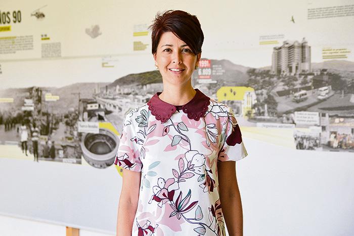 Catalina Sánchez Escobar. Directora museo Casa de la memoria