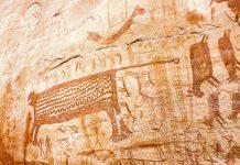 Chiribiquete, las pinturas de la maloca del jaguar
