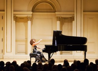 Concierto de la pianista italiana Cristiana Pegoraro