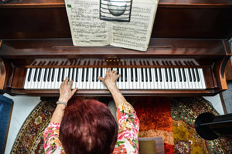Consuelo Mejía, una maestra de piano inolvidable