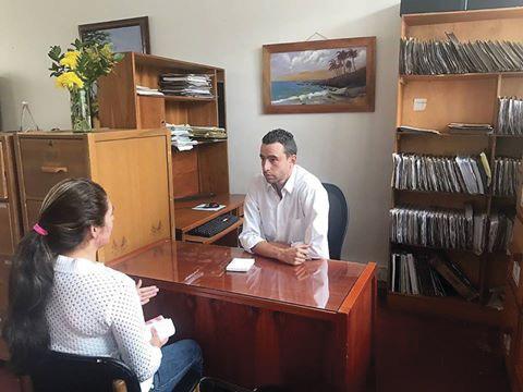 Consultorio Jurídico atiende a migrantes en Medellín