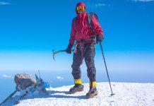 Gabriel Morant -Cumbre Elbrus