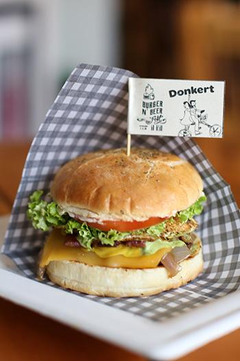 Donkert Burguer & Fries.