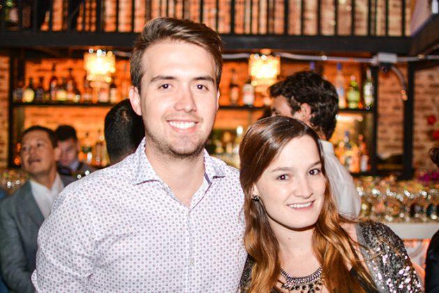 Eduardo de Greiff y Paula Molina