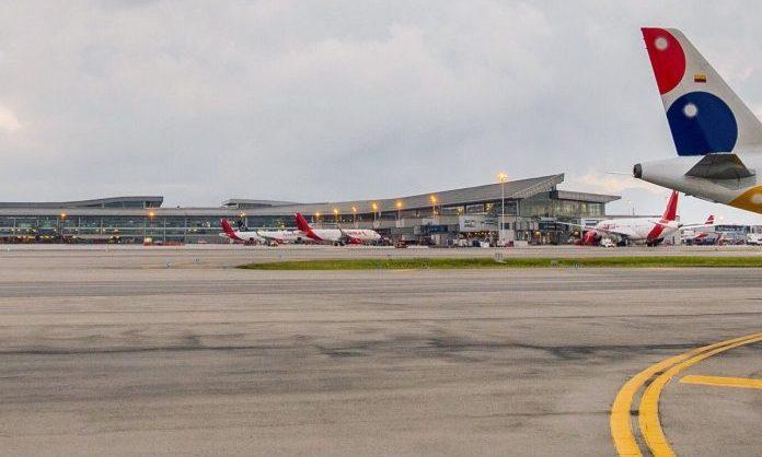 vuelos entre Bogotá y Medellín