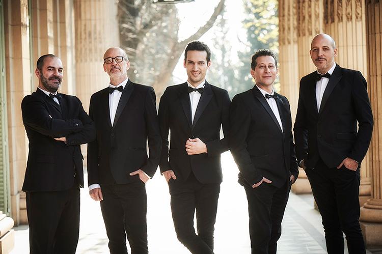 El Quinteto Astor Piazzolla llega a Medellín