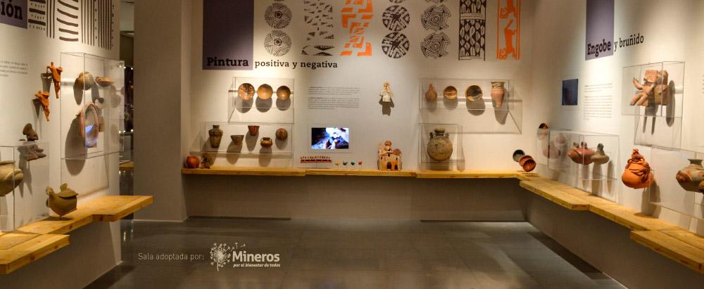 Exposición El barro tiene voz en el Museo de Antioquia