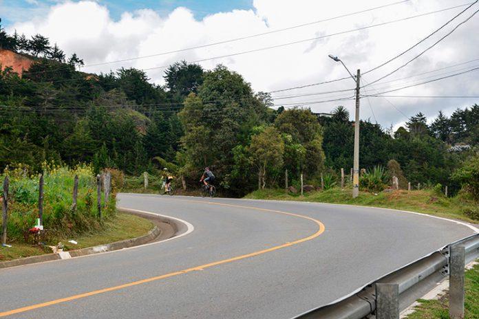 Estado de las vías en Antioquia