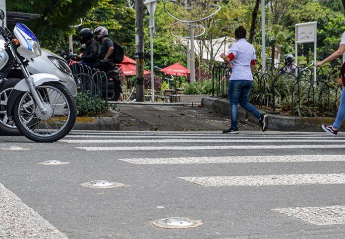 La Secretaría de Movilidad viene cambiando los estoperoles