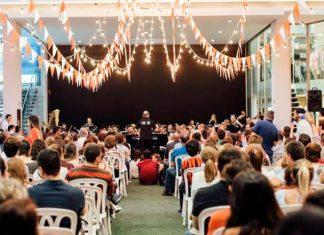Filarmed presenta Oberturas y Danzas. Centro Comercial Oviedo.
