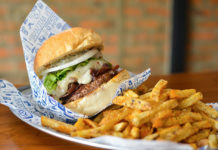 Hamburguesa Monsieur burger