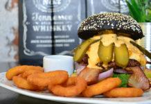 Hamburguesa Black Jack