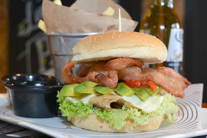Hamburguesa de La Burger