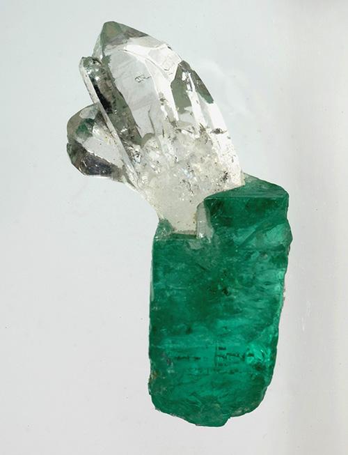 Formas exóticas se encuentran en los yacimientos. Cortesía Museo de la Esmeralda.