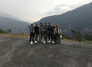compuerta en Hidroituango
