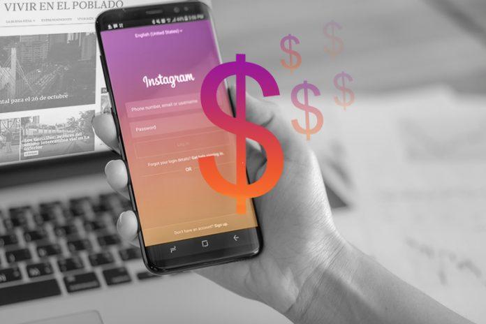 Instagram venta de perfiles