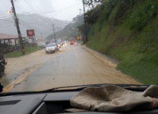Inundación en Las Palmas