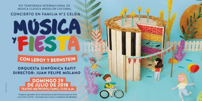 Teatro Metropolitano Música y Fiesta