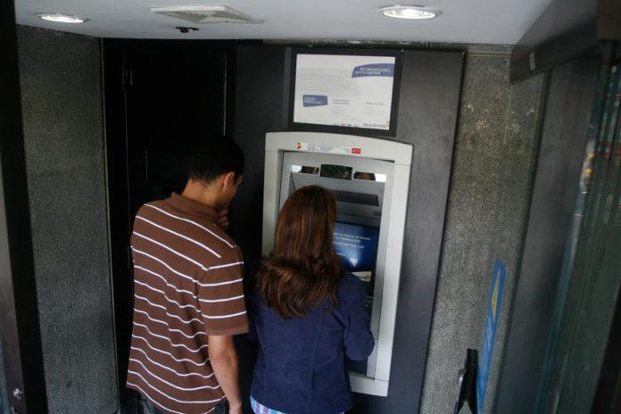 cajeros de Bancolombia