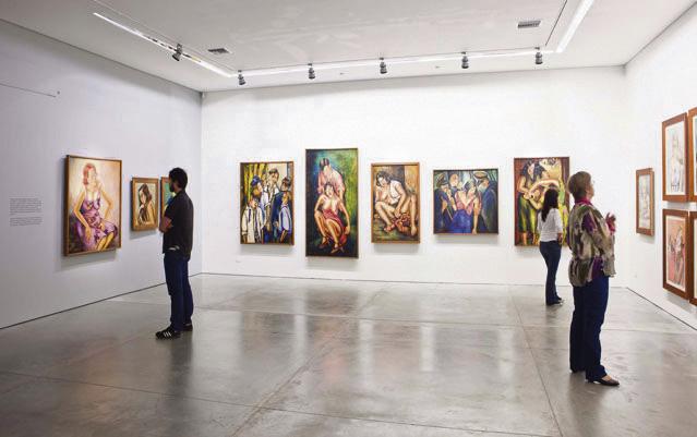 Mamm Exposición Débora Arango