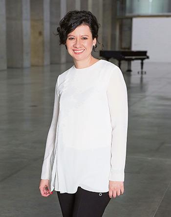 María Mercedes González. Directora Mamm. Foto cortesía.