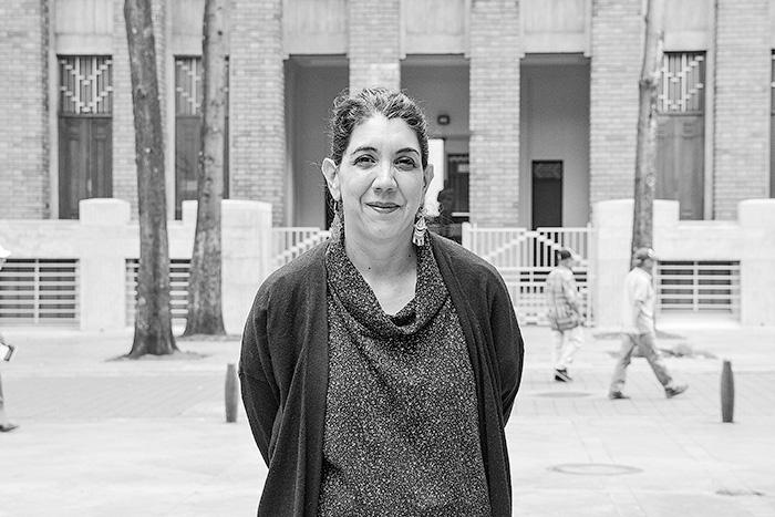 María del Rosario Escobar - Directora del Museo de Antioquia