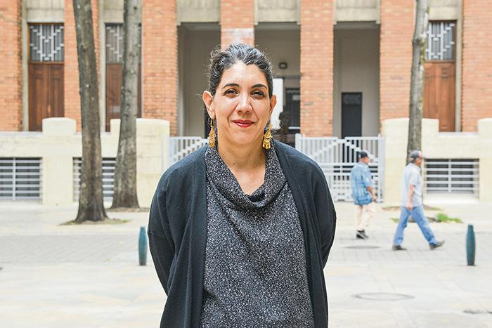 María del Rosario Escobar. Directora Museo de Antioquia.
