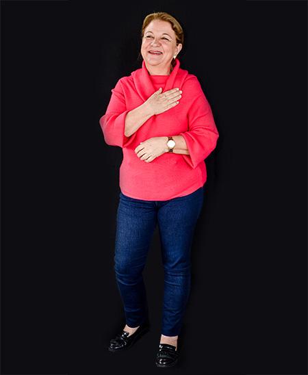 Margarita Inés Restrepo asegura que el reto principal es mantener la impecabilidad de Antioquia Presente.