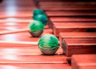 Marimba contemporánea La Orquesta Sinfónica Eafit