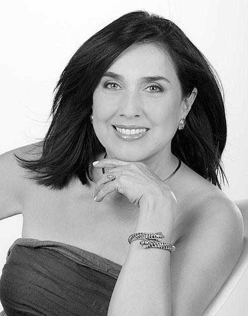 Martha Senn / Foto Carlos Tobón