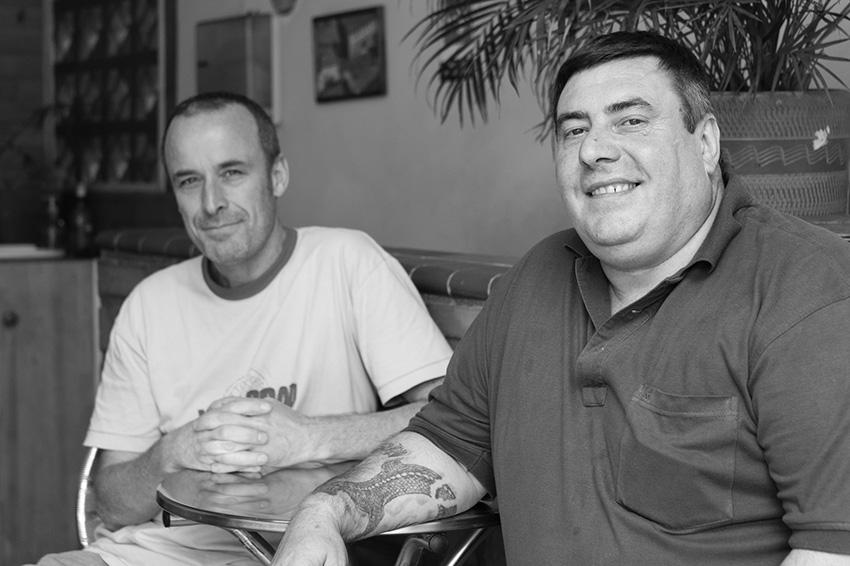 Massimo Maccanti y Massimo Perlini