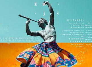 Mestizajes concierto didáctico en el Teatro Pablo Tobón Uribe.