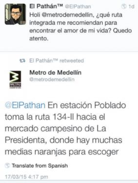 metro de medellín twitter