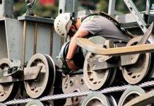 Metrocables en mantenimiento