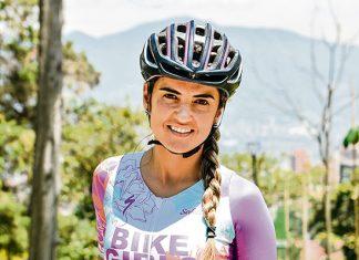 Mónica es el corazón de las Bike Girls