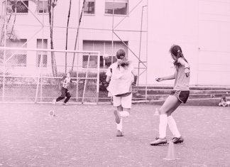 Colegio Montessori futbol femenino