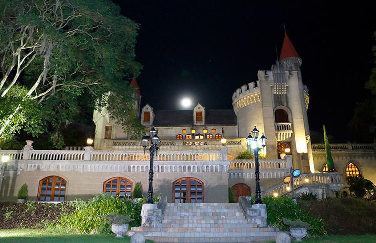 El Jardín Francés del Museo El Castillo