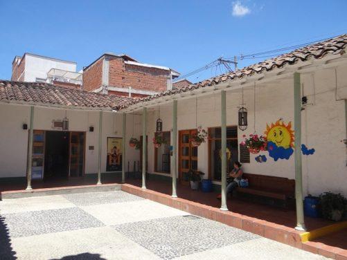 Museo de Marinilla (Foto tomada de www.museoscolombianos.gov.co)